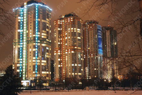 Жилой комплекс  Mirax park