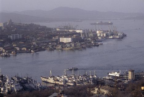 Владивосток — город и порт на Дальнем Востоке России