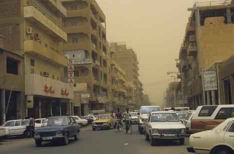 Столица Судана город Хартум