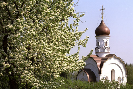 Часовня Святителя Василия Великого