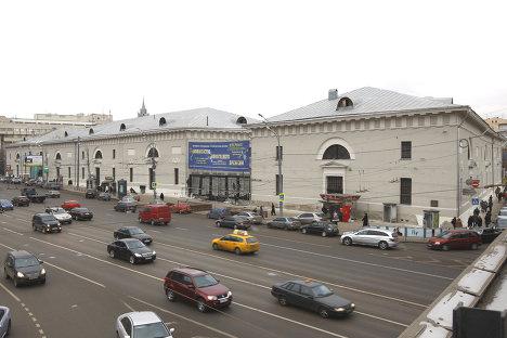 Провиантских склады в Москве