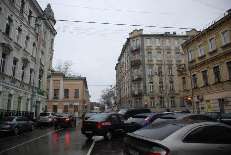 Лялина площадь в Москве