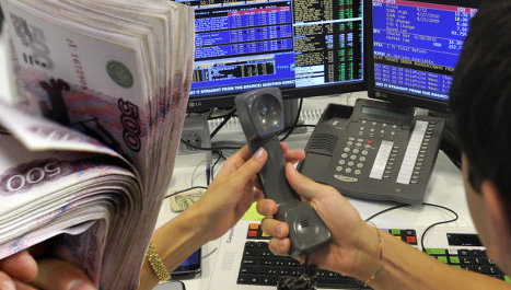 биржа, рубли. деньги, акции, облигации, сделка