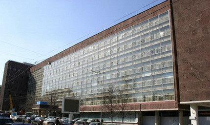 Здание Росстата в Москве