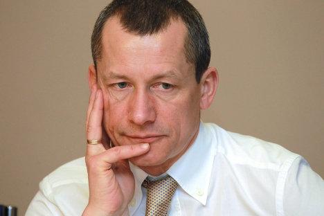 Пресс-ланч с Андреем Шароновым