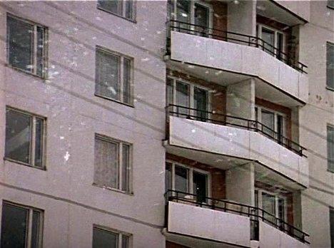 Дом главной героини в фильме Ирония судьбы, или С лёгким паром!