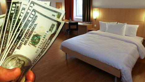 Отель, гостиница, номер, коммерческая недвижимость, сделка, деньги, доллар, цены