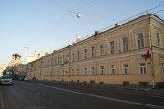 Московский государственный гуманитарный университет имени Михаила Шолохова, Верхняя Радищевская улица в Москве