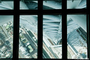 Здание самой высокой в мире телебашни Tokyo Sky Tree. Смотровая площадка