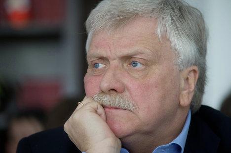 Главный архитектор Москвы Александр Кузьмин. Архив