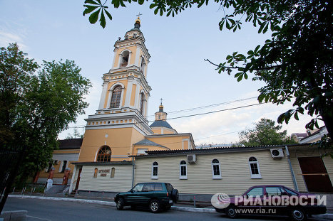 Церковь Девяти Мученников Кизических