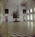Тронный зал Большого дворца. Петродворец
