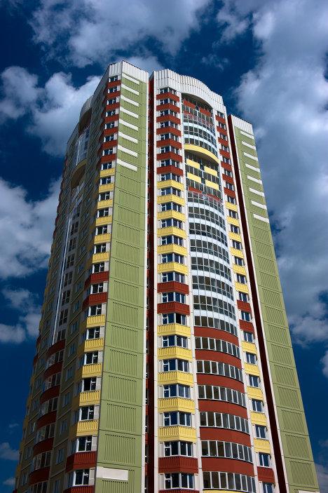Панельный дом КОПЭ Башня