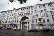 Дома, улочки и бульвары, где снимали известные фильмы - Новокузнецкая, 33