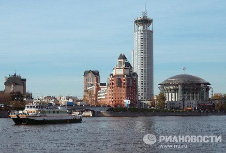 Бизнес-центр Риверсайд Тауэрс в Москве