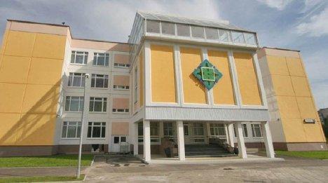 Школа в Москве