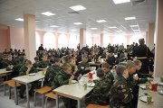 Кадеты Первого кадетскогокорпуса в Москве