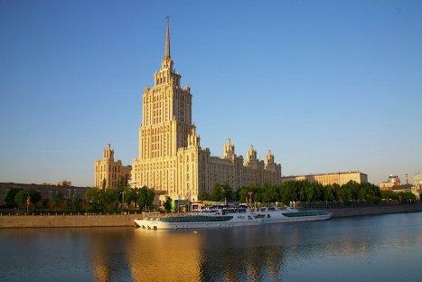 Гостиница Radisson Royal (Украина)