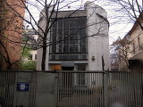 Дом-мастерская великого архитектора Константина Мельникова