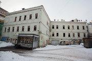 Подсосенский переулок, дом номер 11 в Москве