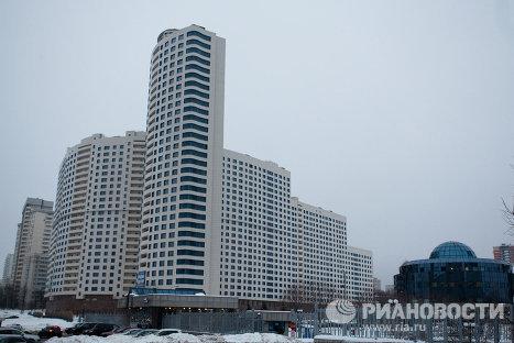 Жилой комплекс Газойл Сити