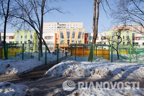 Самые необычные детские сады в Москве