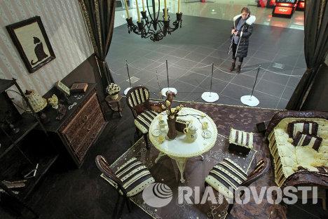 Шоколадная комната в Минске