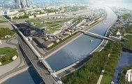 Будущее промзоны на Бережковской набережной