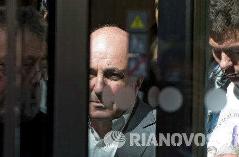 Оглашение решения по делу об иске Б. Березовского к Р. Абрамовичу