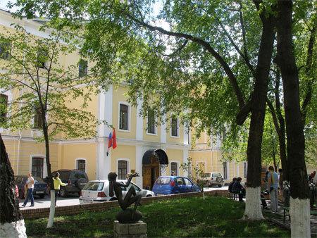 Здание ГИТИС
