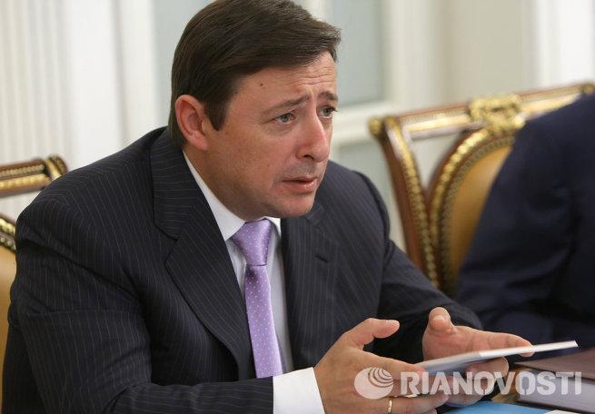 Полномочный представитель президента РФ по СКФО Александр Хлопонин
