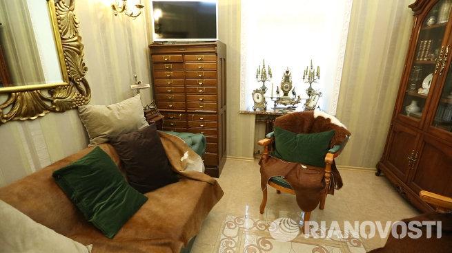 Квартира психолога Анетты Орловой
