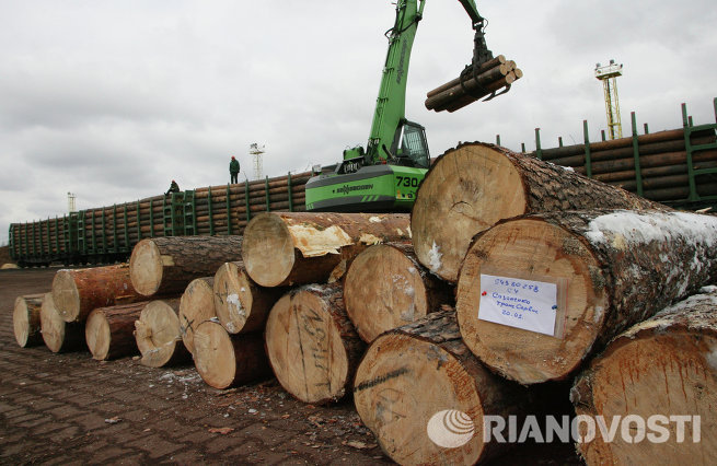 Деревообрабатывающее предприятие ООО Лесобалт