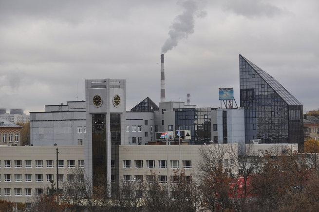 Здание администрации города Мытищи