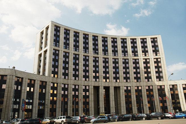 Комплекс административных зданий Проспект академика Сахарова, 7-9
