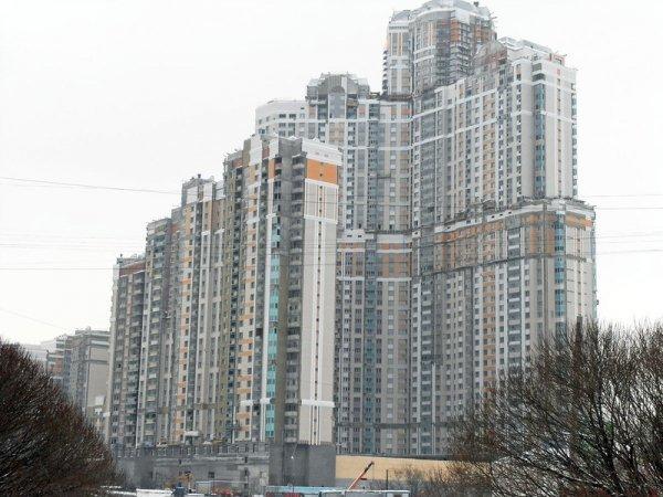 Жилой комплекс Загорье в Москве