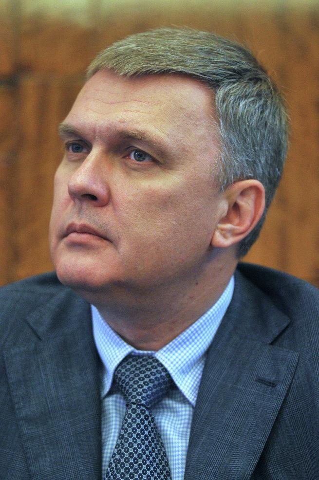 Заместитель министра регионального развития РФ Юрий Рейльян