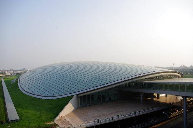 Терминал 3 пекинского международного аэропорта