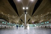 Открытие нового терминала аэропорта Пулково
