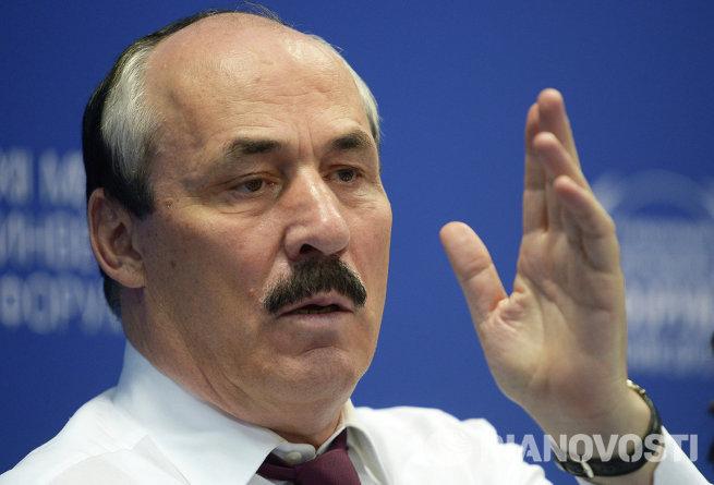 Президент Республики Дагестан Рамазан Абдулатипов