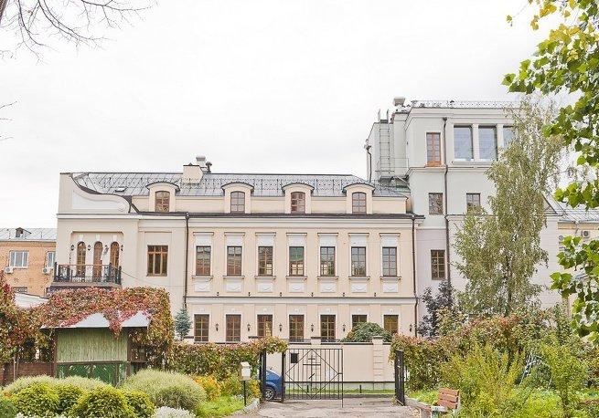 1-ый Кадашевский переулок