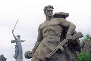 Памятник героям Сталинградской битвы