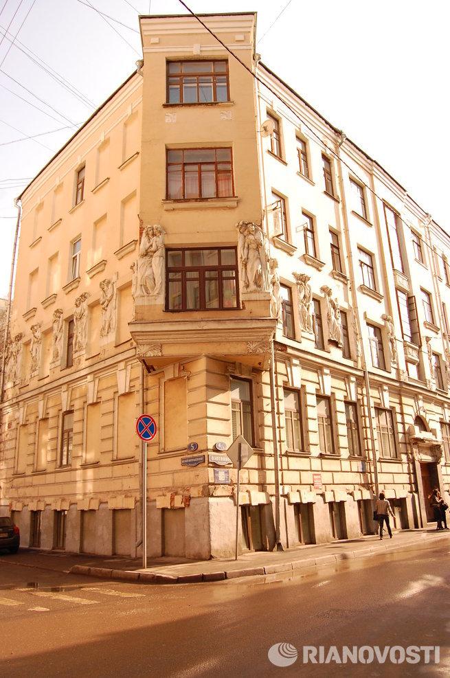10 мест, в которых побывала Алиса Селезнева