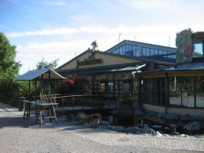 Музей сказок Юнибаккен в Стокгольме
