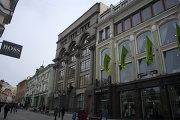 Зание банка и торгового дома И. В. Юнкер и Ко