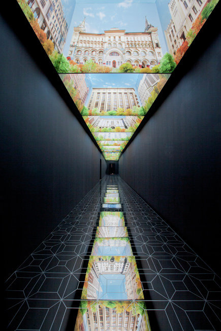 Выставка Москва: городское пространство на 14-й Архитектурной биеннале в Венеции