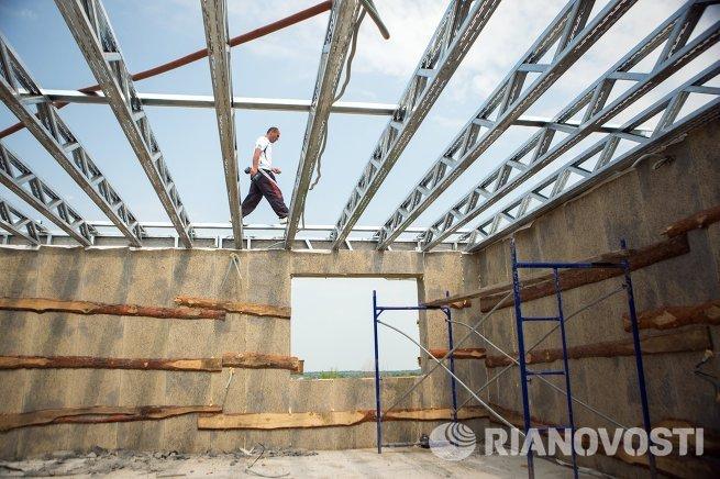 Cтроительство домов