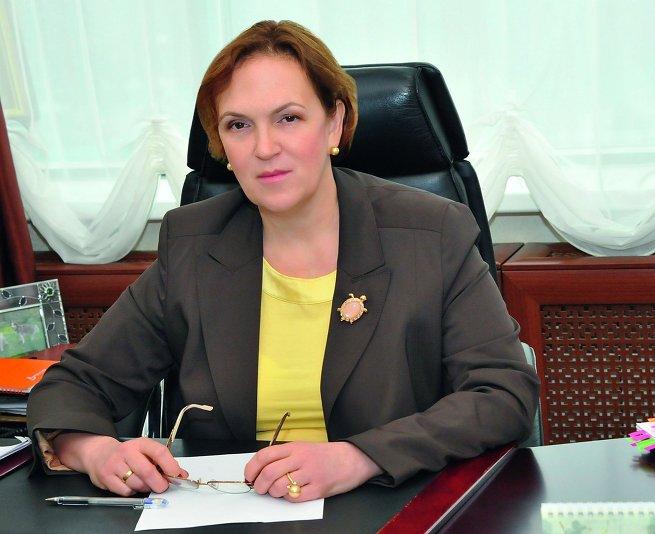 Марина Оглоблина