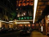 Отель Савой в Лондоне