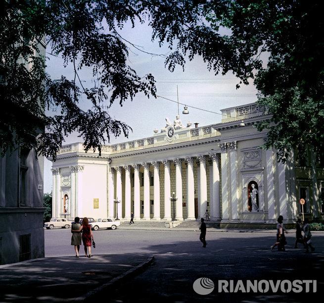 Здание Горисполкома